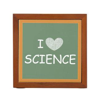 I Love Science Pencil/Pen Holder