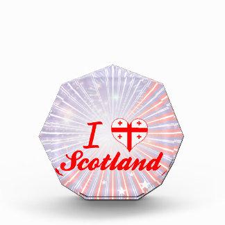 I Love Scotland, Georgia Award