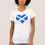 I Love Scotland Tee Shirt