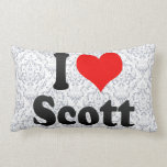 I love Scott Pillow