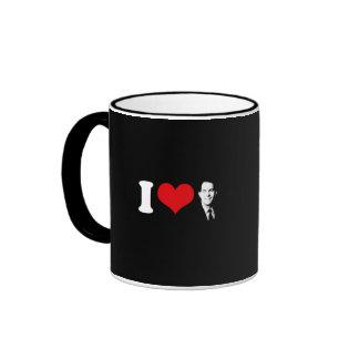 I Love Scott Walker -- Election 2016 Coffee Mugs