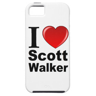 I Love Scott Walker iPhone SE/5/5s Case