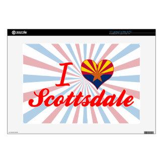I Love Scottsdale, Arizona Laptop Skins
