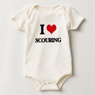 I Love Scouring Bodysuit