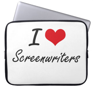 I love Screenwriters Computer Sleeves