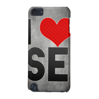 I Love SE iPod Touch 5G Cases