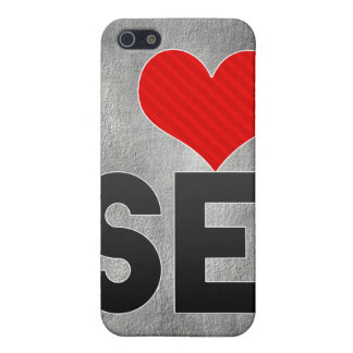 I Love SE iPhone 5 Covers