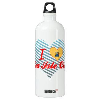 I Love Sea Isle City, New Jersey SIGG Traveler 1.0L Water Bottle