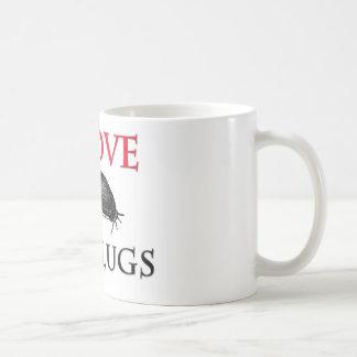 I Love Sea Slugs Coffee Mugs
