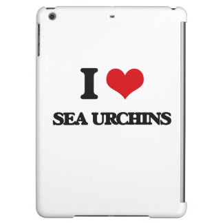 I love Sea Urchins Cover For iPad Air