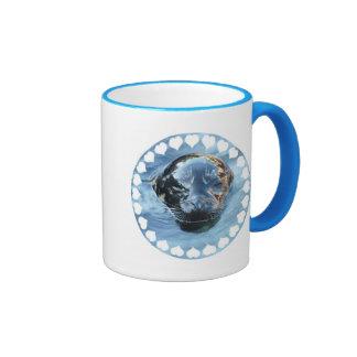 I Love Seals Coffee Mug