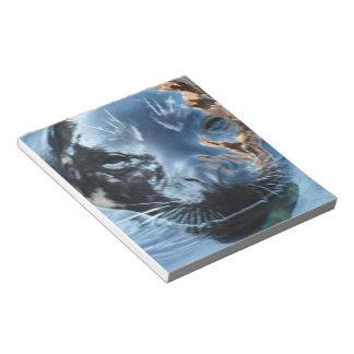I Love Seals Notepad