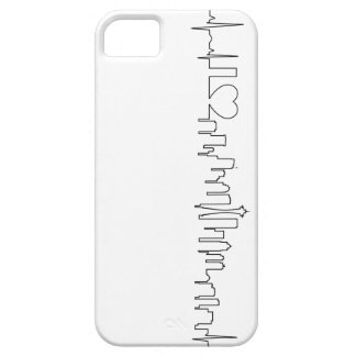 I love Seattle in a extraordinary style iPhone SE/5/5s Case
