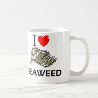 I Love Seaweed Coffee Mug