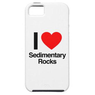 i love sedimentary rocks iPhone 5 cases