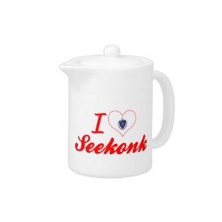 I Love Seekonk, Massachusetts