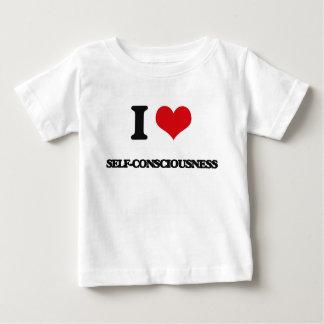 I Love Self-Consciousness Tee Shirts
