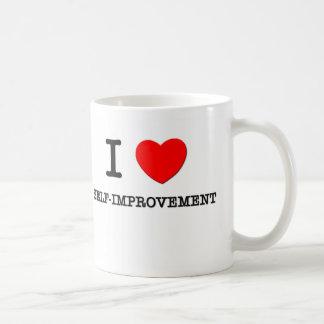 I Love Self-Improvement Mugs
