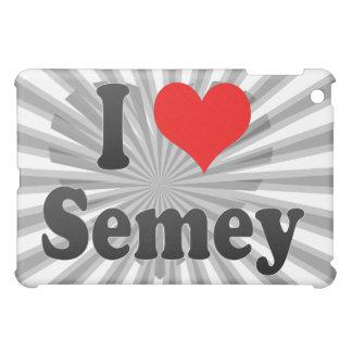 I Love Semey, Kazakhstan iPad Mini Case