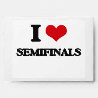 I Love Semifinals Envelopes
