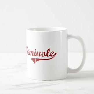 I Love Seminole Oklahoma Mug