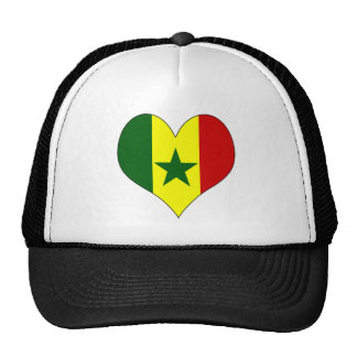 I Love Senegal Hat
