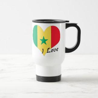 I love Senegal Mugs