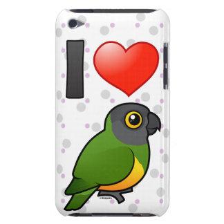 I Love Senegal Parrots iPod Touch Case
