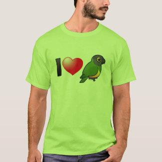 I Love Senegal Parrots T-Shirt