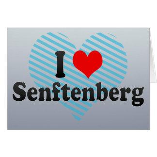 I Love Senftenberg, Germany Cards
