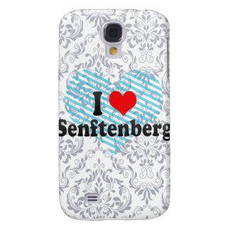 I Love Senftenberg, Germany Galaxy S4 Covers