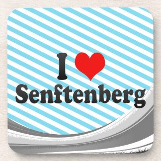 I Love Senftenberg, Germany Coaster