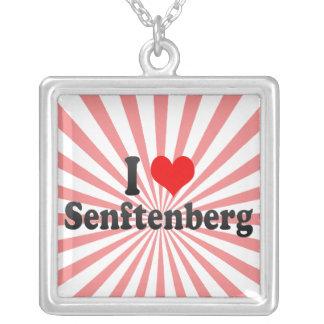 I Love Senftenberg, Germany Necklaces