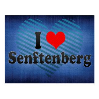 I Love Senftenberg, Germany Post Card