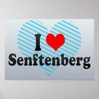 I Love Senftenberg, Germany Print