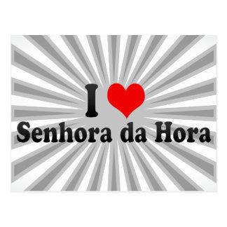 I Love Senhora da Hora, Portugal Postcard