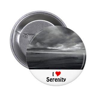 I Love Serenity Pinback Button