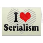 I Love Serialism Cards