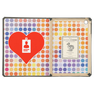 I Love Service Cover For iPad Air