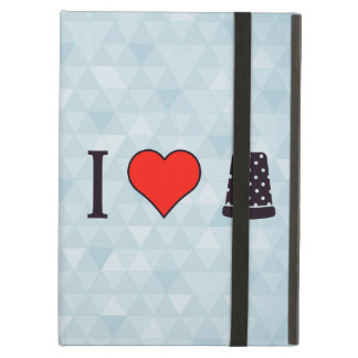 I Love Sewing Case For iPad Air