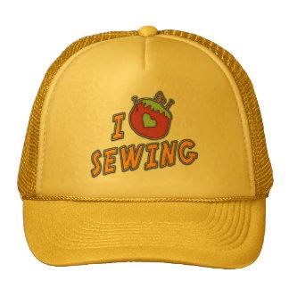 I Love Sewing Trucker Hat