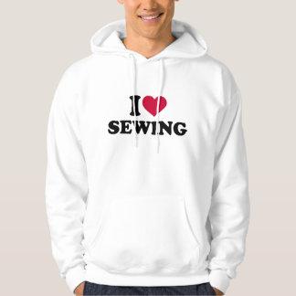 I love sewing hoody