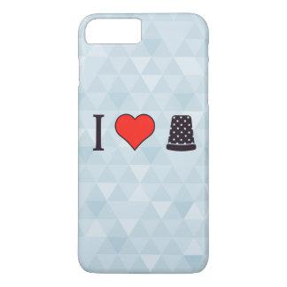 I Love Sewing iPhone 7 Plus Case
