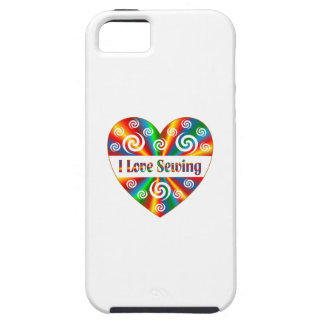 I Love Sewing iPhone SE/5/5s Case