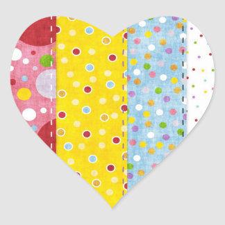 I Love Sewing - SRF Heart Sticker