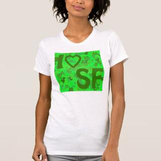 I love SF top Tee Shirt