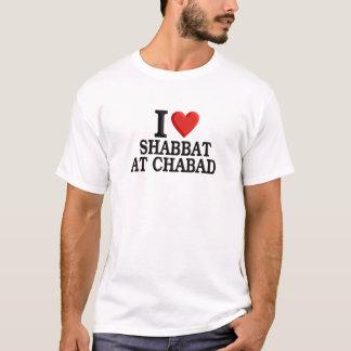I love Shabbat at Chabad T-Shirt