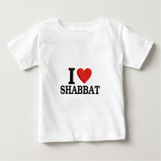 I love Shabbat Baby T-Shirt