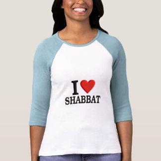 I love Shabbat T-Shirt