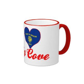 I Love Shady Cove, Oregon Mugs